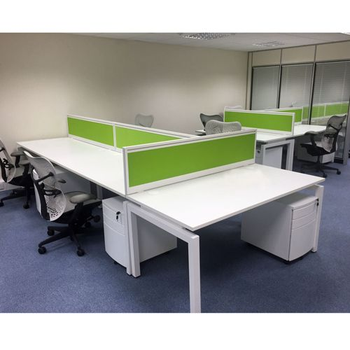 long office desks. flex new bench desk silver long office for multiple users in desks